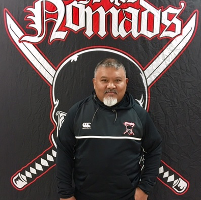 Ian U'Chong - Nomads 7s Co Founder/Team Manager @chongy9